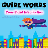 Guide Words PowerPoint Introduction
