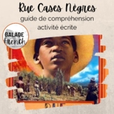 French Film Comprehension Guide : Rue Cases Nègres