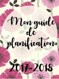 Guide de planification 2017 - 2018