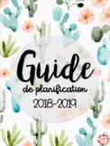 Guide de planification 2018-2019 sans récréation en PM