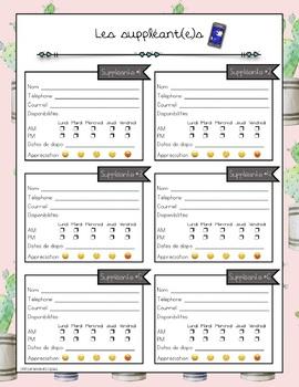 Guide de planification 2019 - 2020 - 3AM/2PM - Guide de l'enseignant - Agenda