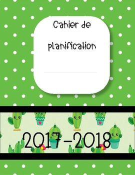 Guide de planification Cactus