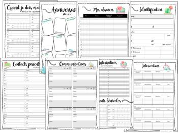 Guide de planification de l'enseignant - 4 périodes 2am 2pm