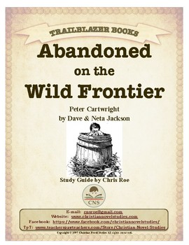 Guide for TRAILBLAZER Book: Abandoned on the Wild Frontier