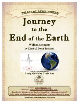 Guide for TRAILBLAZER Book: Journey to the End of the Earth