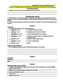 Guide for TRAILBLAZER Book: Listen for the Whippoorwill Reproducibles