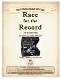 Guide for TRAILBLAZER Book: Race for the Record