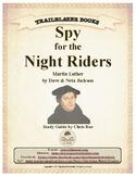 Guide for TRAILBLAZER Book: Spy for the Night Riders