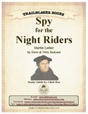 Guide for TRAILBLAZER Book: Spy for the Night Riders