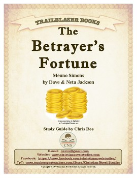 Guide for TRAILBLAZER Book: The Betrayer's Fortune