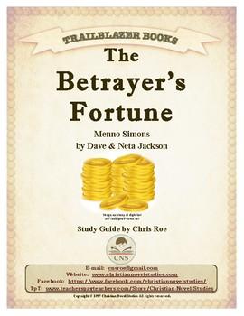 Guide for TRAILBLAZER Book: The Betrayer's Fortune
