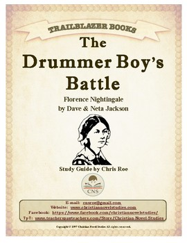Guide for TRAILBLAZER Book: The Drummer Boy's Battle