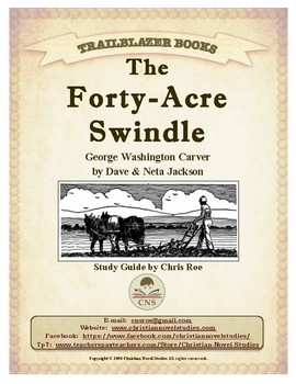 Guide for TRAILBLAZER Book: The Forty-Acre Swindle