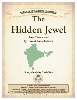 Guide for TRAILBLAZER Book: The Hidden Jewel