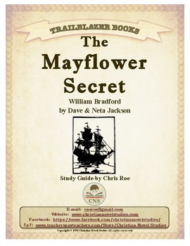 Guide for TRAILBLAZER Book: The Mayflower Secret