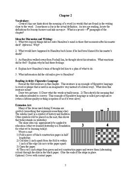Guide for TRAILBLAZER Book: The Runaway's Revenge