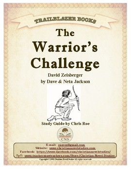 Guide for TRAILBLAZER Book: The Warrior's Challenge