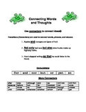 Guide for Using Conjunctions and Connectors When Writing