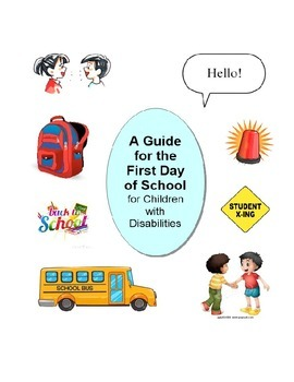 Guide for the First Day of School for Children with Disabilities
