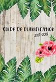 Guide planificateur 2017-2018