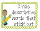 Guide to Close Reading with Posters and Handouts