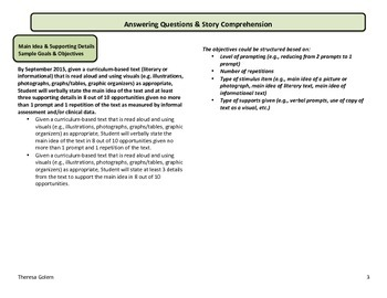 Guide to Common Core State Standards for SLPs