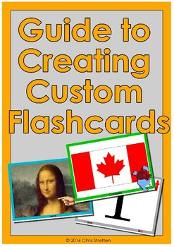Guide to Creating Custom Flashcards