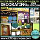 Classroom Decor Guide FREE
