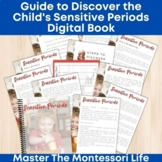 Guide to Discover the Child's Sensitive Periods (Digital Book)