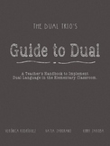Guide to Dual:   How to Implement Dual Language in the Ele