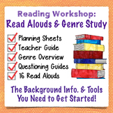 Guide to Genre Study & Read Alouds: Questioning Guides + 16 Prepared Read Alouds
