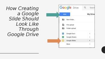 Guide to Google Slides