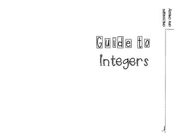 Guide to Integers Book
