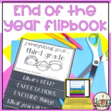 Advice for Next Year Flipbook (Grades 3-5)