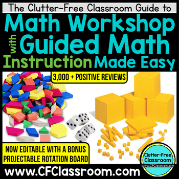Ebooks resources lesson plans teachers pay teachers guided math math workshop rotation board lesson planning management fandeluxe Choice Image
