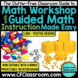 Guided Math | Math Workshop Rotation Board | Lesson Planni