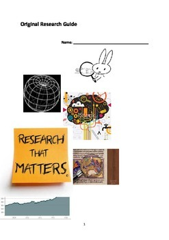 Guide to Original Research with Elementary Students