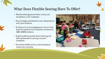 Guide to Setting Up Flexible Seating in Your Own Classroom With Q/A