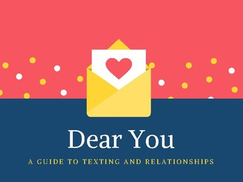 Guide to Texting in Relationships
