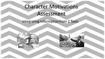 Character Motivations Assessment