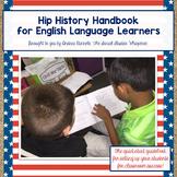 Hip History Handbook for English Language Learners