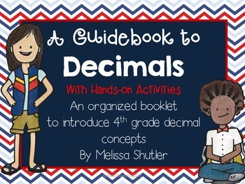 Guidebook to Decimals with Hands on Activities