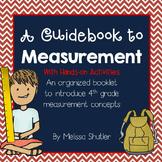 Guidebook to Measurement with Hands-on Activities