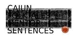 Guidebooks 2.0 Cajun Folktales Mentor Sentence Powerpoint