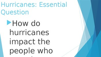Guidebooks 2.0 Hurricanes - Objective signs for reading, grammar, and spelling.