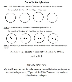 Guided Activity: Fun with Multiplication