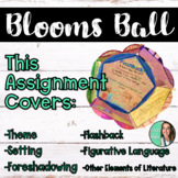 Guided Bloom's Ball Activity for ANY Novel - Collaborative Learning Opportunity