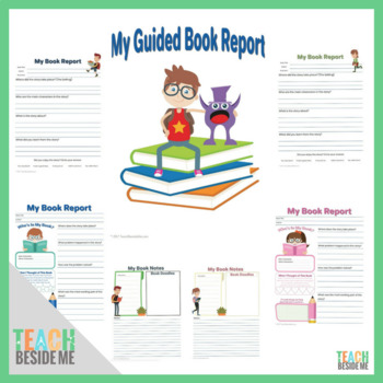 Guided Book Report