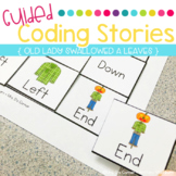 Guided Coding Stories - Old Lady Swallowed Some Leaves