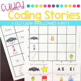 Guided Coding Stories - Old Lady Swallowed a Bat